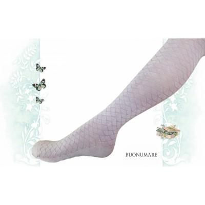 колготки Buonomare Бамбук без шва, размер 7