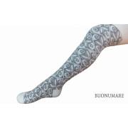 Колготки Buonomare, с рисунком