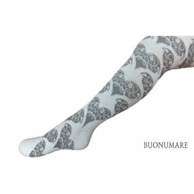 Колготки Buonomare, сердца. 5 размер
