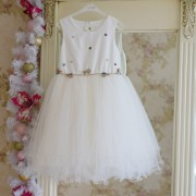 Платье с жакетом