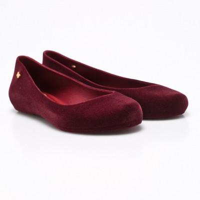 туфли Zaxy с замшевым напылением